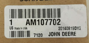 AM107702 John Deere OEM Blade Hub Spindle