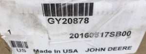 GY20878 John Deere OEM Electromagnetic PTO Clutch Assembly