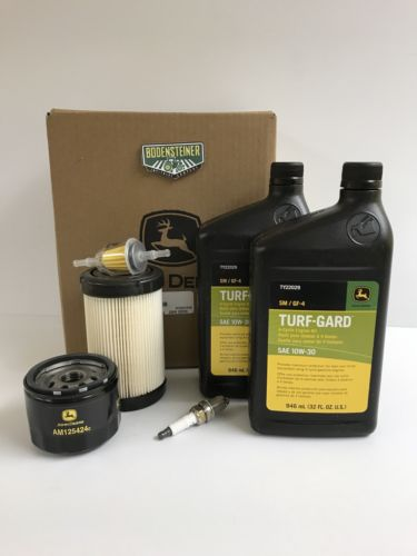 LG266 John Deere OEM Home Maintenance Kit