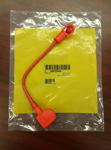 John Deere OEM Positive Battery Cable AM123446