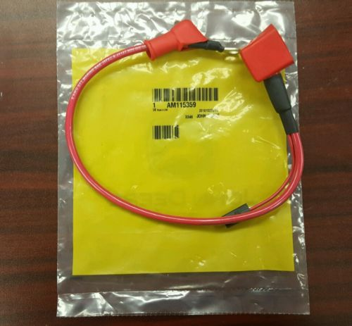 John Deere OEM Positive Battery Cable AM115359