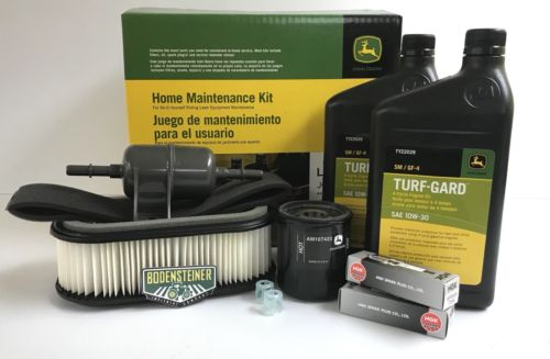 LG188 John Deere OEM Home Maintenance Kit