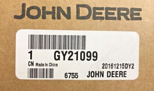 GY21099 John Deere OEM Blade Spindle Assembly