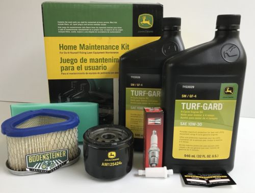 LG182 John Deere OEM Home Maintenance Kit