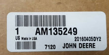 AM135249 John Deere OEM Front Left Hand Driveshaft