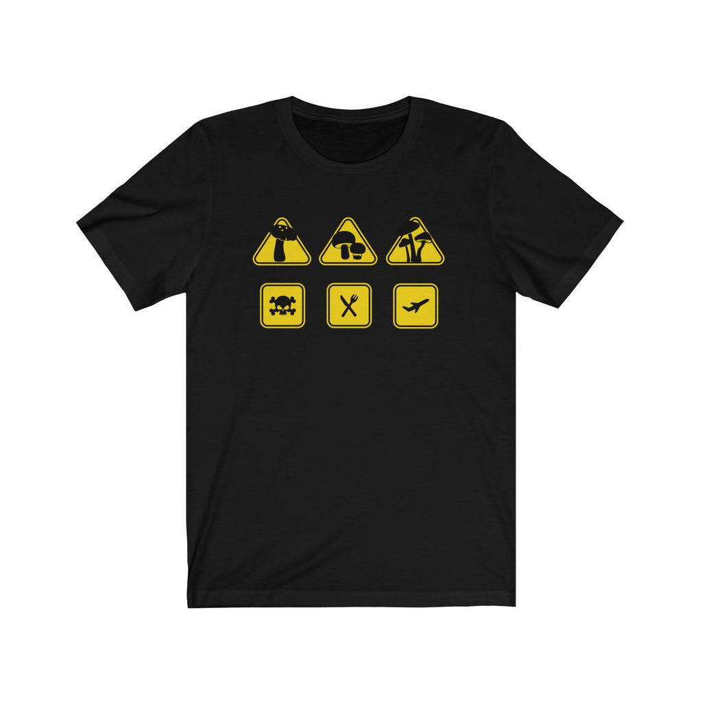 Picking Mushrooms T-Shirt