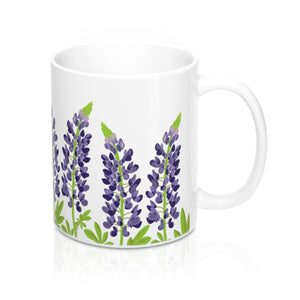 Texas Bluebonnet Coffee Mug