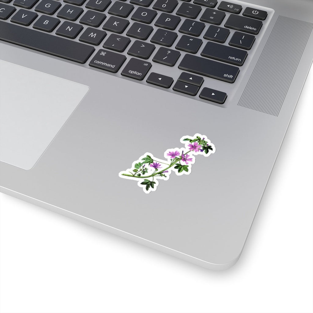 Common Mallow stickers