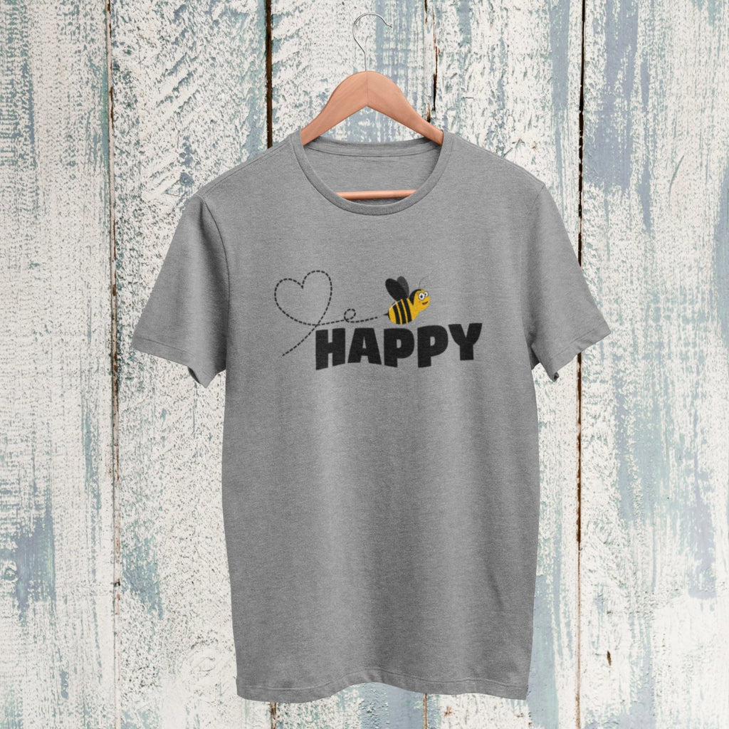 be bee happy t shirt