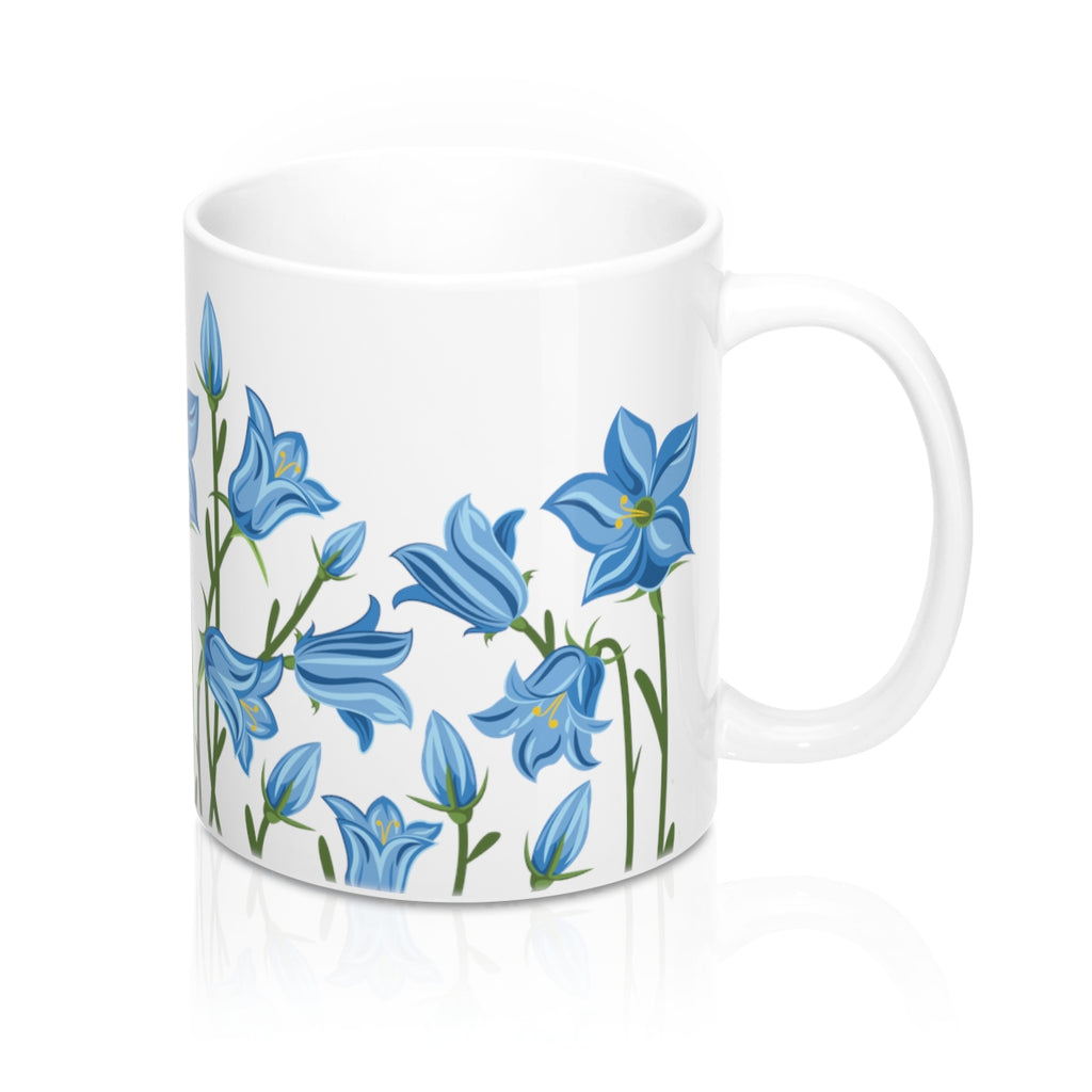 Virginia Bluebell Coffee Mug