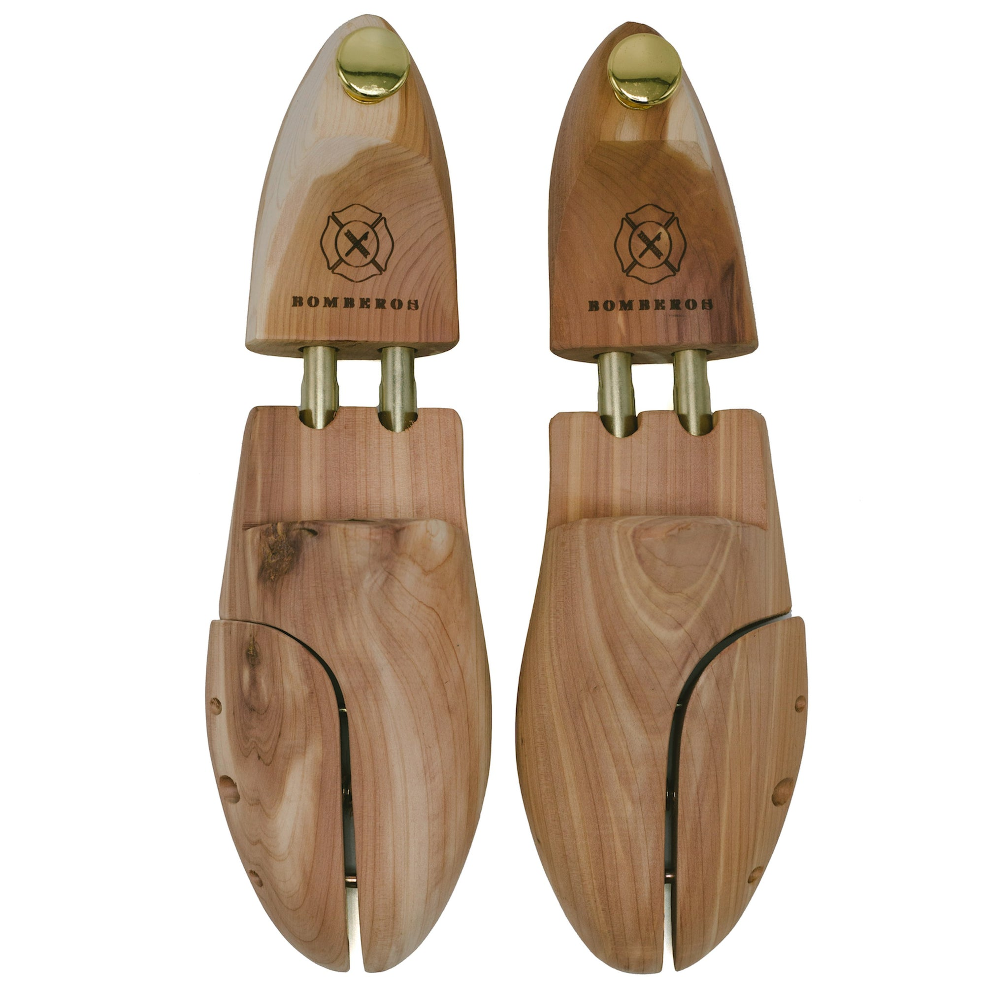 BOMBEROS Men's American Red Cedar Shoe Trees