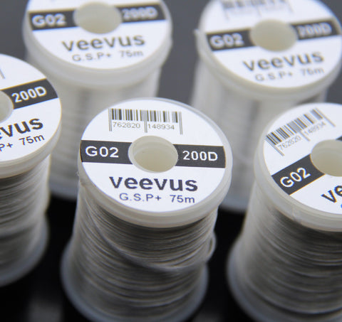 Veevus 200 Denier Thread White