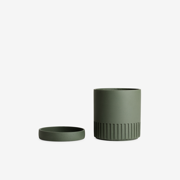 Capra Designs Etch Pot - Agave - Lifestyle - Hunter Studio - New Zealand Lifestyle Store