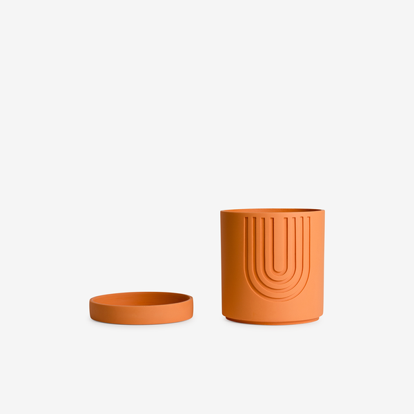 Capra Designs Etch Pot - Desert - Lifestyle - Hunter Studio - New Zealand Lifestyle Store