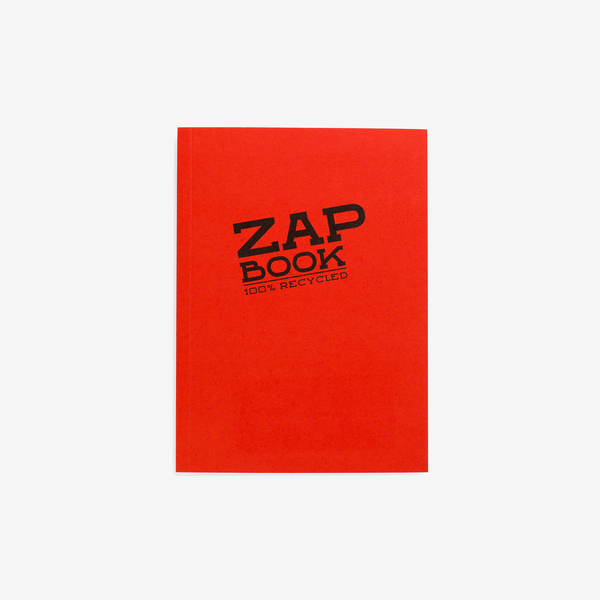 Clairefontaine Zap Book - A6 - Stationary - Hunter Studio - New Zealand Lifestyle Store