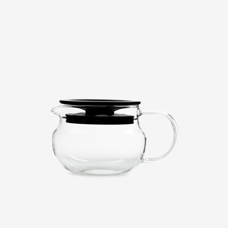 Kinto Unitea One Touch Teapot - Tableware - Hunter Studio - New Zealand Lifestyle Store