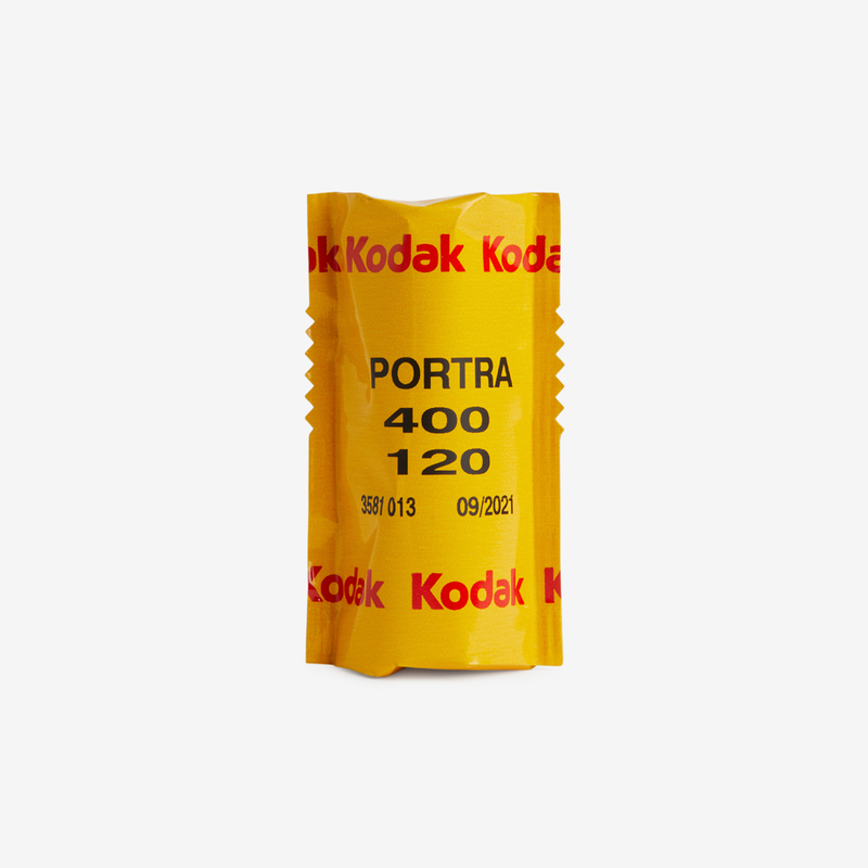 Kodak Portra 400 - 120 Colour Negative Film