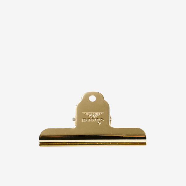 Penco Gold Clip - Medium - Stationary - Hunter Studio - New Zealand Lifestyle Store