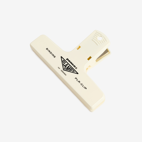 Penco Plastic Clip - Ivory - Stationary - Hunter Studio - New Zealand Lifestyle Store