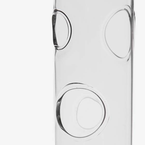Glass Hanging Vase with Holes - Lifestyle - Hunter Studio - New Zealand Lifestyle Store