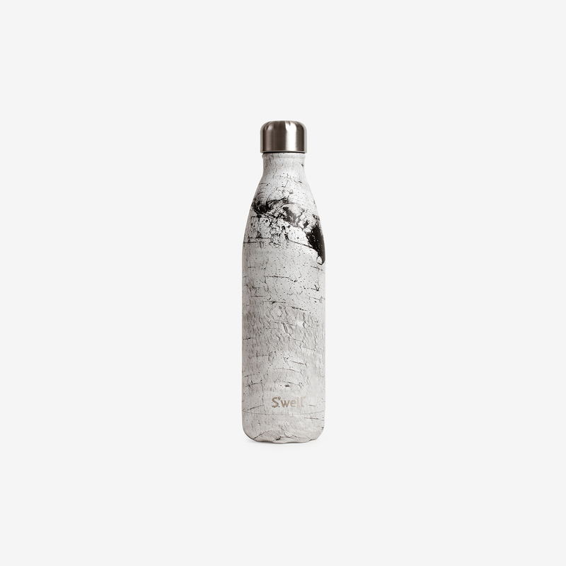 S'well Bottle 750mL - White Birch - Lifestyle - Hunter Studio - New Zealand Lifestyle Store