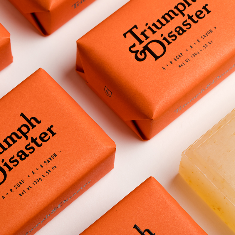 Triumph & Disaster A+R Soap - Grooming - Hunter Studio - New Zealand Lifestyle Store
