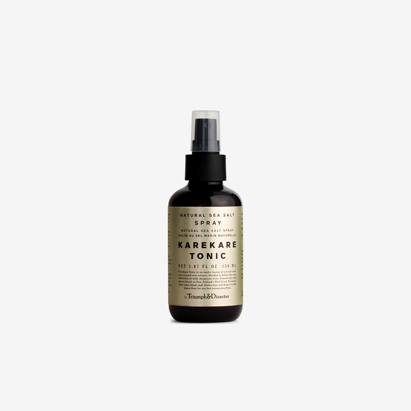 Triumph & Disaster Karekare Hair Tonic - Grooming - Hunter Studio - New Zealand Lifestyle Store