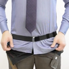 Adjustable Shirt-Stay Belt