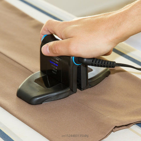 PerfectPress™ - The 2-in-1 Portable Wrinkle-Eliminating Iron