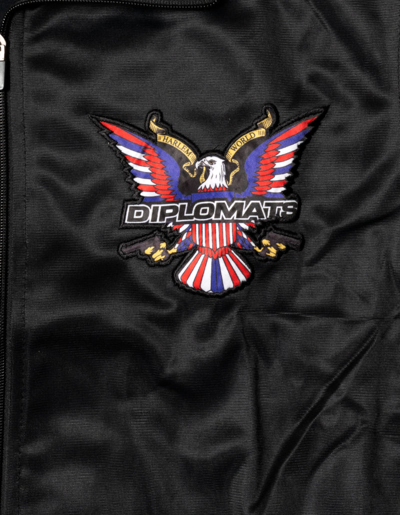 DIPSET Couture Black/White Classic Track Suit - DIPSET COUTURE