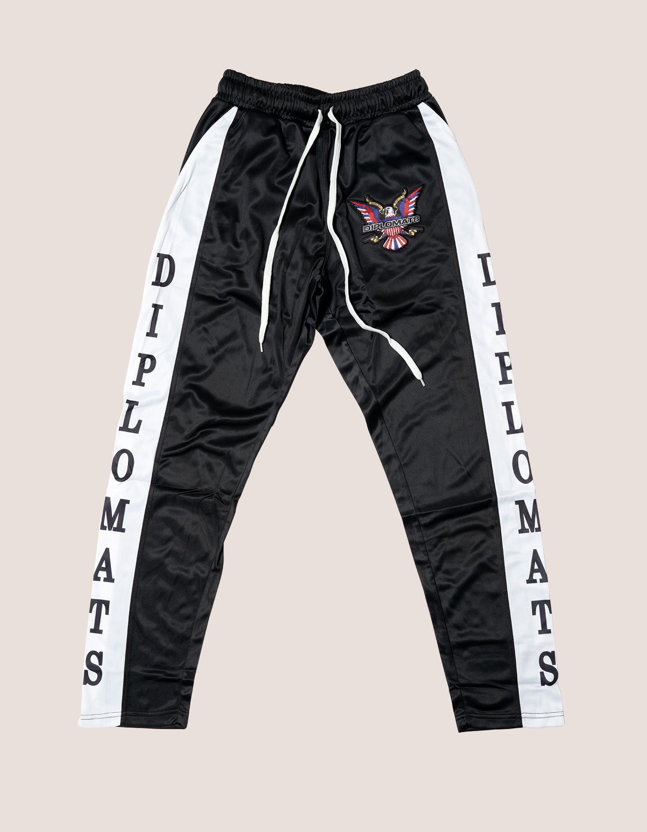 DIPSET Couture Black/White Classic Track Suit