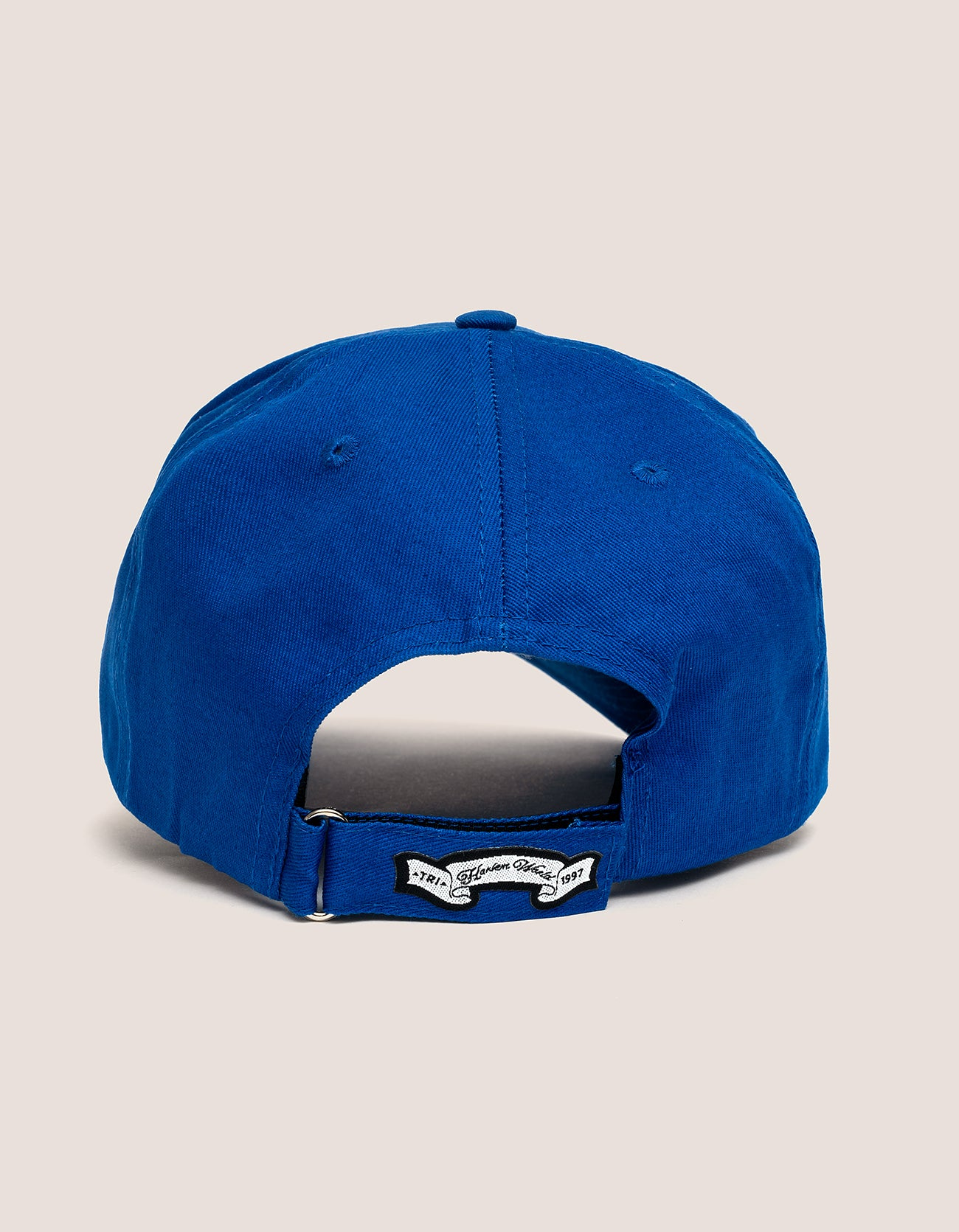 DIPSET COUTURE COTTON ROCKSTAR HAT BLUE
