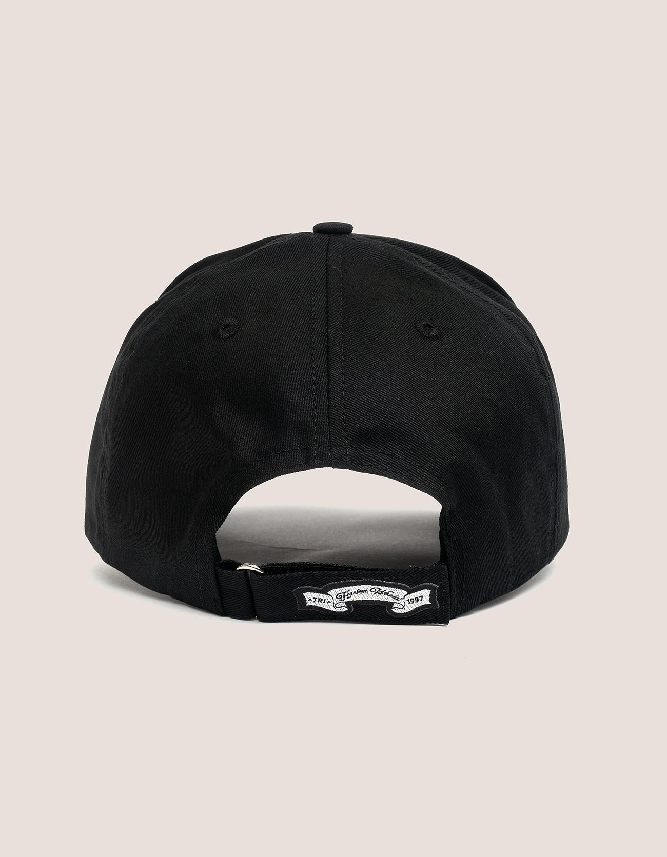DIPSET COUTURE COTTON ROCKSTAR HAT BLACK