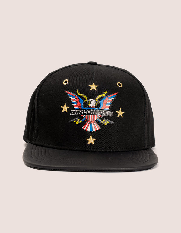 BLACK STAR OG HAT - DIPSET COUTURE