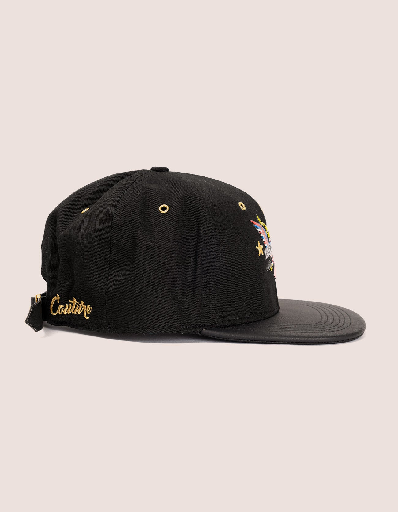 BLACK STAR OG HAT