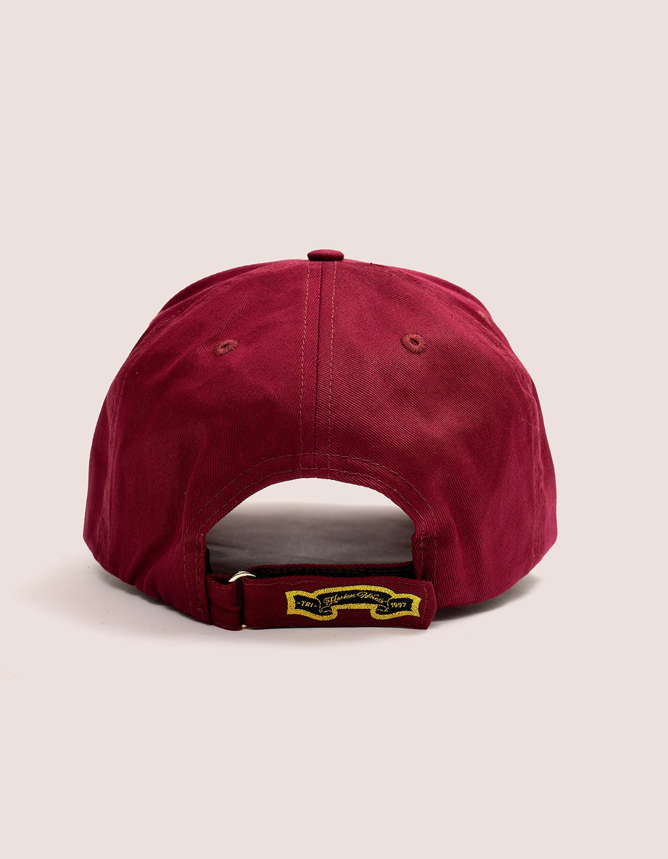 DIPSET COUTURE COTTON ROCKSTAR HAT BURGUNDY