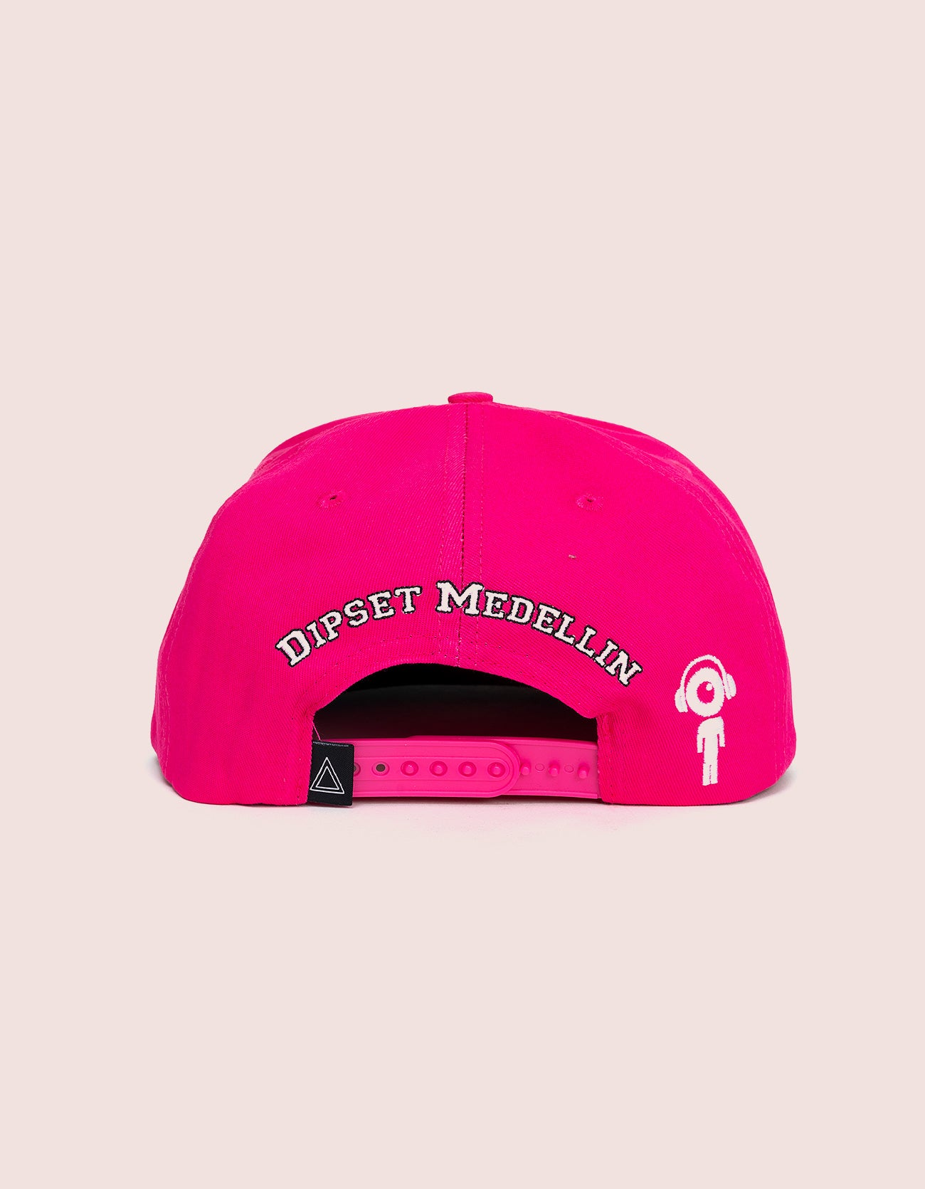 Pink Medellin EDITION Dipset Couture Hat