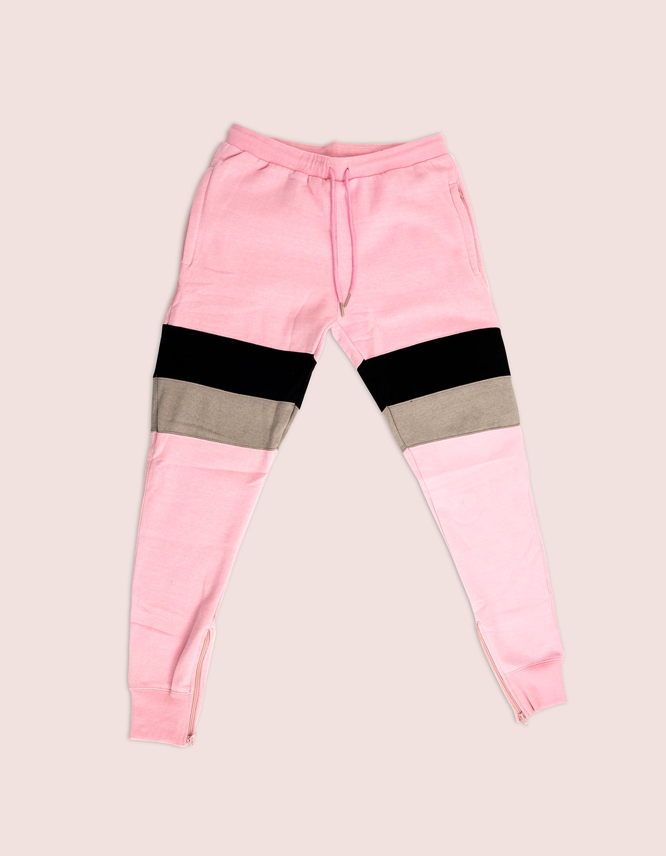Dipset Couture Pink/Grey/Black Sweatsuit