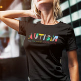 Autism x Kandinsky: See The World Differently - Scoopneck T-Shirt - Ryze
