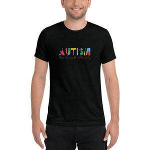 Autism x Kandinsky: See The World Differently - Unisex T-Shirt - Ryze