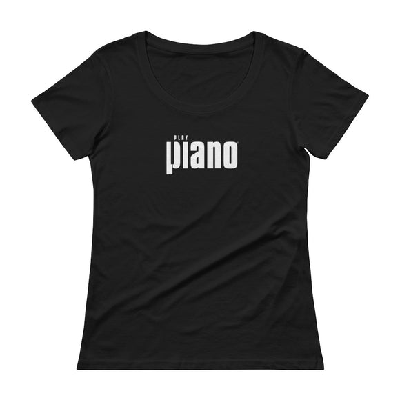 Play Piano - Women's T-Shirt - Ryze
