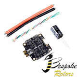 JHEMCU 55A Blheli_S 2-6S Dshot600 4 In 1 Brushless ESC 30.5x30.5mm for FPV Racing RC Drone