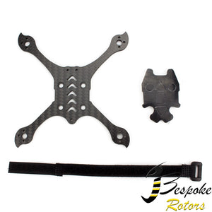 Babyhawk Race Pro 2.5 Parts-Bottom plate Pack ,nonslip pad,and battery strap