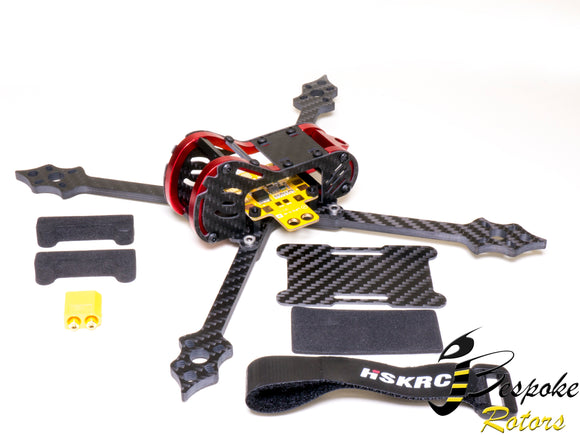 HSKRC 218mm 5inch frame with 4.5mm arms