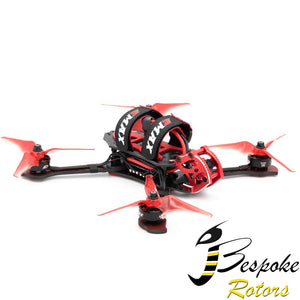 Emax Buzz 245mm/5-Inch F4 1700KV 5-6S / 2400KV 4S Freestyle FPV Racing Drone BNF(With FrSky XM+ Receiver)