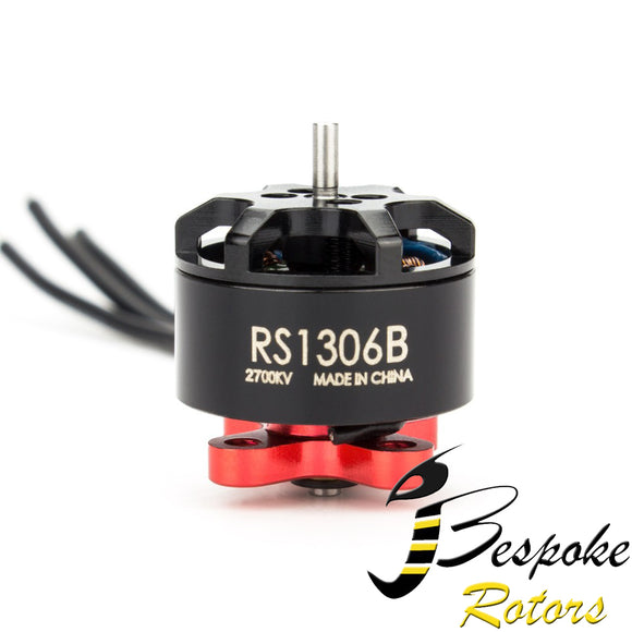 EMAX 1306 RS1306 Version 2 RS1306B 4000KV Brushless Motor 3-4S For RC Drone Multi Rotor - 2700KV