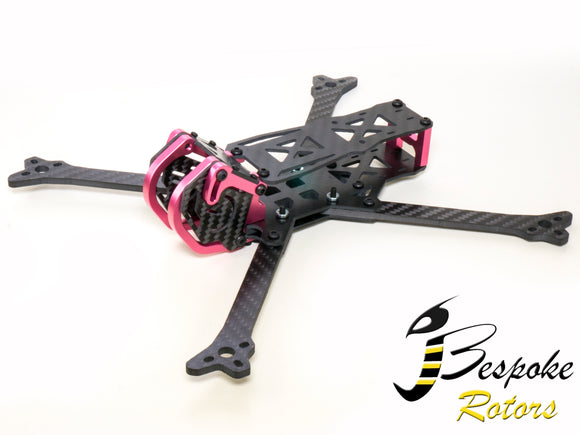 Frog 255 255mm 6inch FPV Racing Freestyle Quadcopter frame
