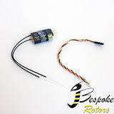 FrSky X4R-SB LBT 3/16CH Receiver with SBUS, CPPM and Telemetry