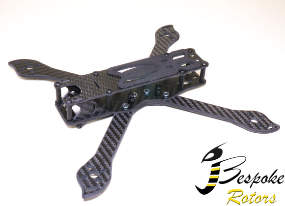 Stingy FPV Frame with upgraded bottom plate