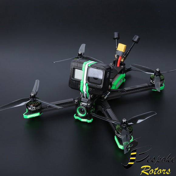 iFlight TITAN XL5 HD 250mm F7 50A ESC 4S FPV Racing Drone BNF with DJI Air Unit & GPS